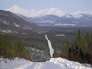 Prospect Creek, Alaska - Image: Prospect Creek