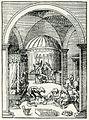 Public baths at Tripoli, Lebanon - Thevet André - 1556.jpg