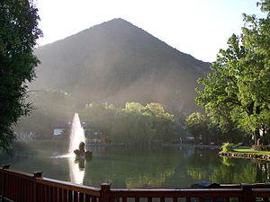 Puchberg am Schneeberg - Image: Puchberg am Schneeberg pool