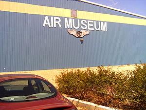 Pueblo Weisbrod Aircraft Museum - Image: Pueblo Museum Colorado