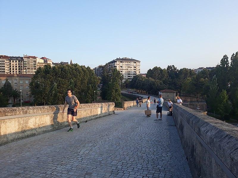 Paradas do Caminho de Santiago da Compostela