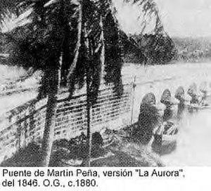 José and Francisco Díaz - Martín Peña Bridge