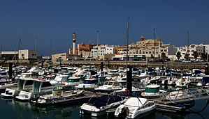 Rota, Andalusia - Rota port