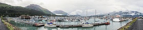 Puerto de Seward, Alaska, Estados Unidos, 2017-08-21, DD 01-05 PAN.jpg