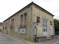 Puiseux-en-Retz (Aisne) mairie.JPG