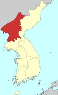 Pyongan Province Place in Gwanseo, Korea