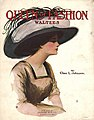 Queen of Fashion Waltzes sheet music cover 1911.jpg