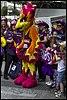 Queensland Netball Firebirds parade day-15 (19212887505).jpg