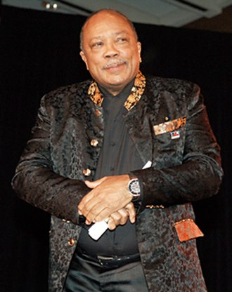 "We Are the World - Quincy Jones was a key figure in the production and recording of ""We Are the World""."