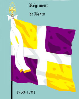 Image illustrative de l'article Régiment de Béarn