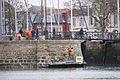 Réparation de perrés du bassin d'échouage du port de La Rochelle (3).JPG