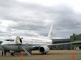 Un BBJ in forza alla Royal Australian Air Force