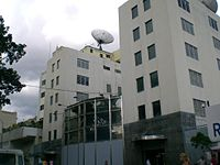RCTV Headquarters in Caracas