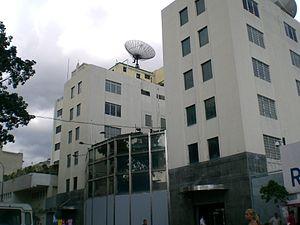 RCTV - RCTV Headquarters in Caracas