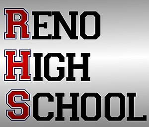 Reno High School - Unofficial Reno High logo