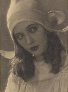 Marion Davies in The Red Mill, foto Ruth Harriet Louise