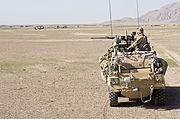 RM Jackal Vehicle in Afghanistan MOD 45150600