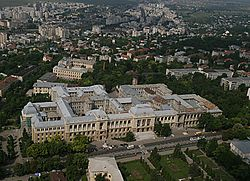 "RO , IS, aerial view to the University ""A.I.Cuza"".jpg"
