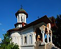 RO IF Cernica monastery St Lazarus church side.jpg