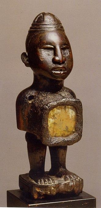 Kongo people - A Kongo artwork