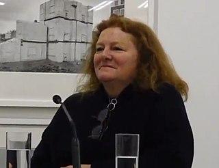 Rachel Whiteread British sculptor
