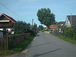 August-Kaden-Straße in Radebeul