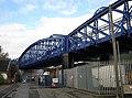 Railway Bridge, Albert Road, Bristol. - panoramio.jpg