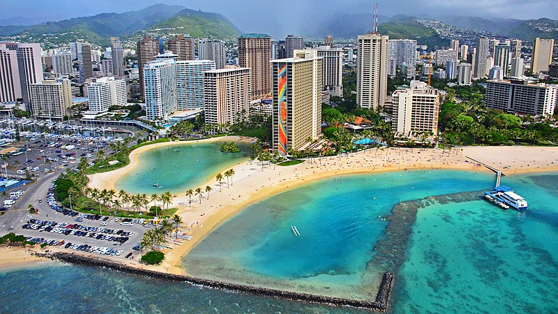 File:Rainbow Tower Waikiki (16178632002).jpg