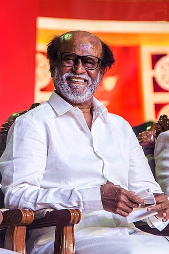 Rajinikanth - Rajinikanth in 2018
