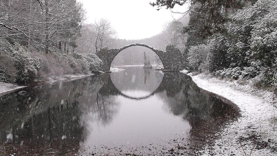 Rakotz Bridge 26-12-2014