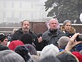 Rally against cession of St Isaac Cathedral to The Russian Orthodox Church (St. Petersburg, 2017-01-28) 08.jpg