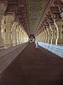 Ramanatha temple, Rameshwaram. The longest corridor.jpg