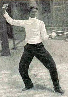 Ramón Fonst Cuban fencer