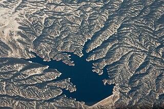 Rampart Reservoir