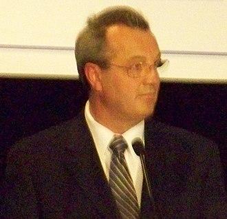 Progressive Conservative Party of Ontario leadership election, 2009 - Randy Hillier, MPP for Lanark—Frontenac—Lennox and Addington