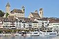 Rapperswil - Hafen - Schloss-Pfarrkirche - Seedamm 2014-09-23 15-21-15.JPG