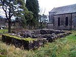 Ravenstonedale priory ruins