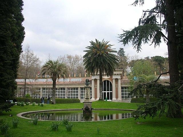 El Real Jardin Botanico
