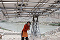 Realigning solar panels near Leh (4337366406).jpg