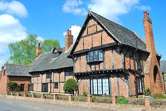 Rearsby - Image: Rearsby 17th C Olde House