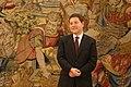 Recepción del Rey en el Palacio de Zarzuela (19506223419).jpg