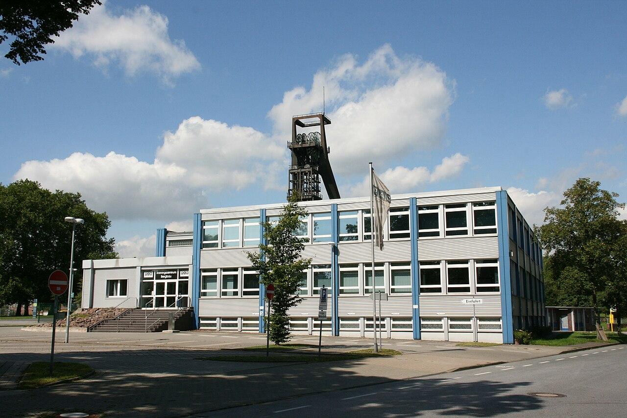 File:Recklinghausen - Karlstraße - Trainingszentrum 04 ies