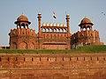 Red Fort, Delhi, ramparts.jpg