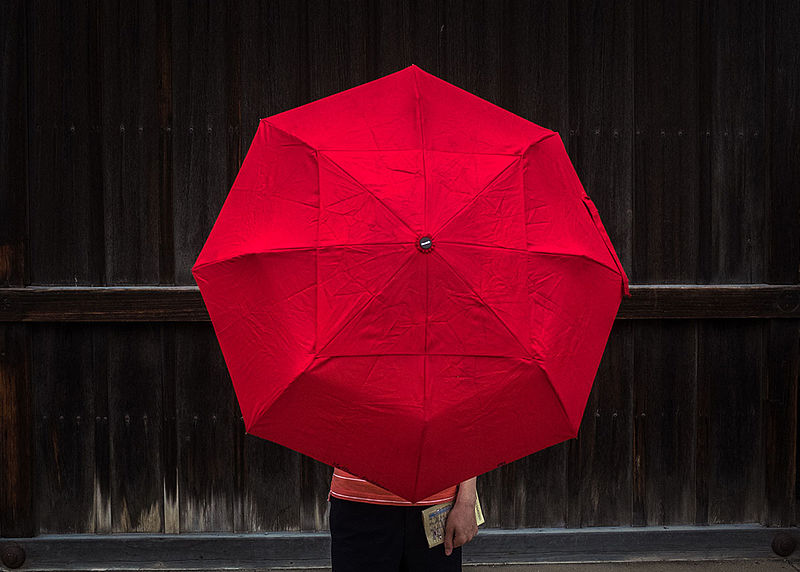 File:Red Umbrella (18784873033).jpg