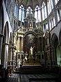 Redon - église Saint-Sauveur, maître-autel (06).JPG
