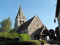 Reilly (60), église Saint-Aubin, vue depuis le nord-est.jpg
