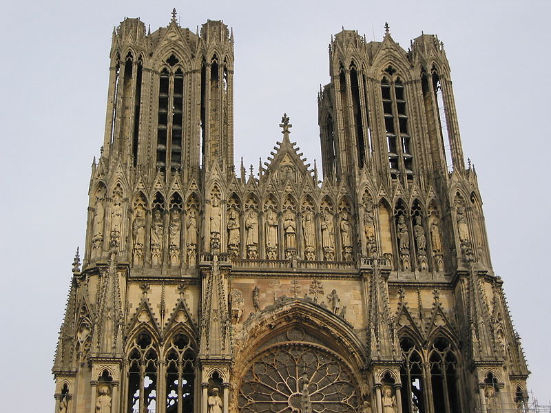Catedral de Reims (año 1211)