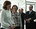 Reina Sofía de España visita Quito (5534755545).jpg