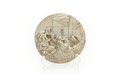 Relief av silver föreställande Caritas Romana från 1700 cirka - Skoklosters slott - 92336.tif