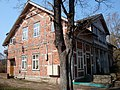 Remains of lost capital city. Jelgava, Karklu street, former Guntershof pastorate - panoramio.jpg